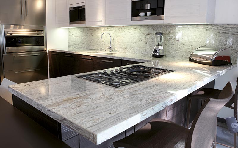 Certificare Kosher piani di marmo da cucina : | Kosher Italy